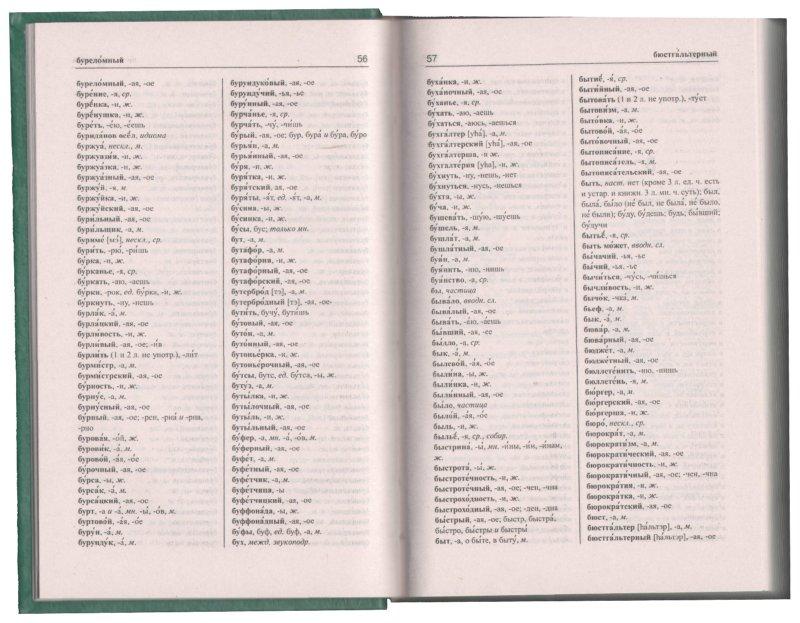 Иллюстрация 1 из 20 для Орфографический словарь современного русского языка 70 000 слов + грамматическое приложение | Лабиринт - книги. Источник: Лабиринт