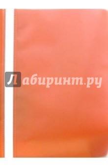 Папка-скоросшиватель 1705010-04 (красная) А4