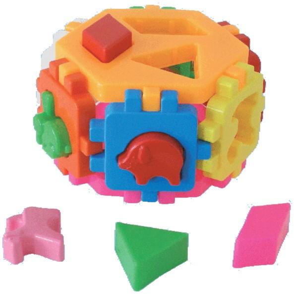 """Иллюстрация 1 из 2 для Куб """"Гексагон 2"""" (1998)   Лабиринт - игрушки. Источник: Лабиринт"""