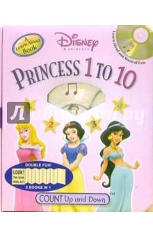 Princess. 1 to 10 (+CD)