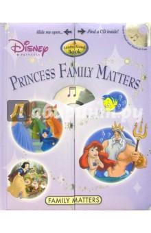 Princess. Family Matters (+ CD)