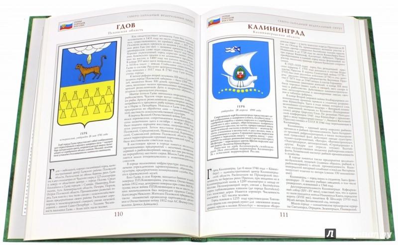 Иллюстрация 1 из 13 для Гербы городов России. В 2-х томах | Лабиринт - книги. Источник: Лабиринт