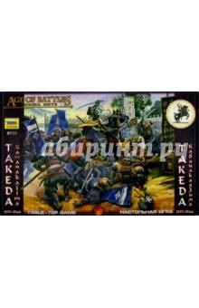 Настольная игра Эпоха битв.Такеда Каванакадзима
