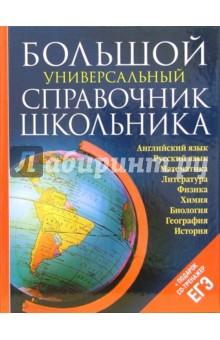 Большой универсальный справочник школьника (+ CD)