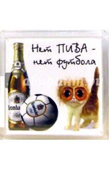 Магнитные подарочки. Нет пива - нет футбола (М-264)