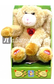 Заяц (игрушка-диктофон) (Т100569)