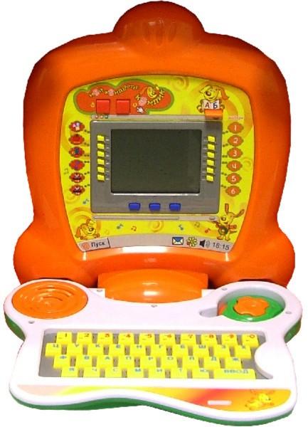 """Иллюстрация 1 из 2 для Мой компьютер """"Компик"""" (Т100368)   Лабиринт - игрушки. Источник: Лабиринт"""
