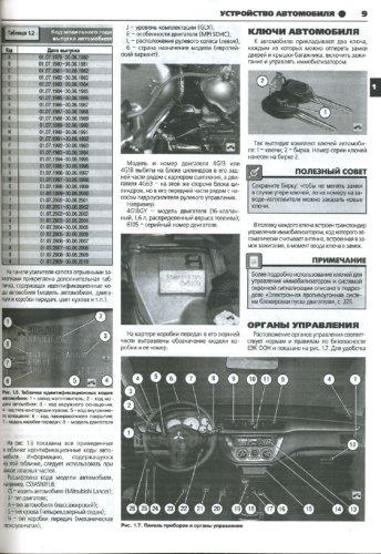Иллюстрация 1 из 25 для Mitsubishi Lancer 2001-2006 годов выпуска. Руководство по эксплуатации (в черно-белых фотографиях) - Сергей Погребной | Лабиринт - книги. Источник: Лабиринт