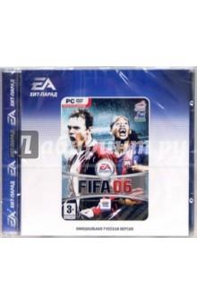 FIFA 06. Официальная русская версия (DVDpc)