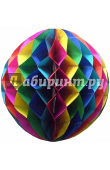 Игрушка объемная с33409 цветной шар