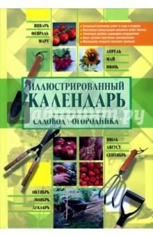 Михайлова Ирина Витальевна Иллюстрированный календарь садовода-огородника