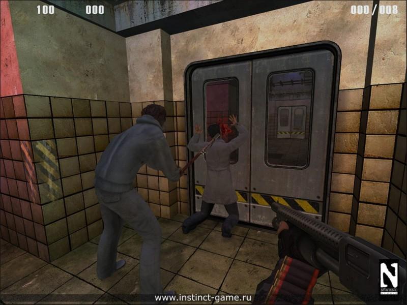 Иллюстрация 1 из 8 для Инстинкт PC-DVD (Jewel)   Лабиринт - софт. Источник: Лабиринт