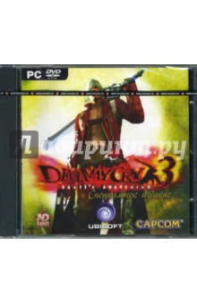 Devil May Cry 3 Dante's Awakening (DVDpc)