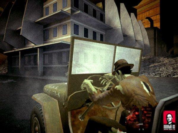 Иллюстрация 1 из 6 для Stubbs The Zombie: Месть короля (DVDpc)   Лабиринт - софт. Источник: Лабиринт