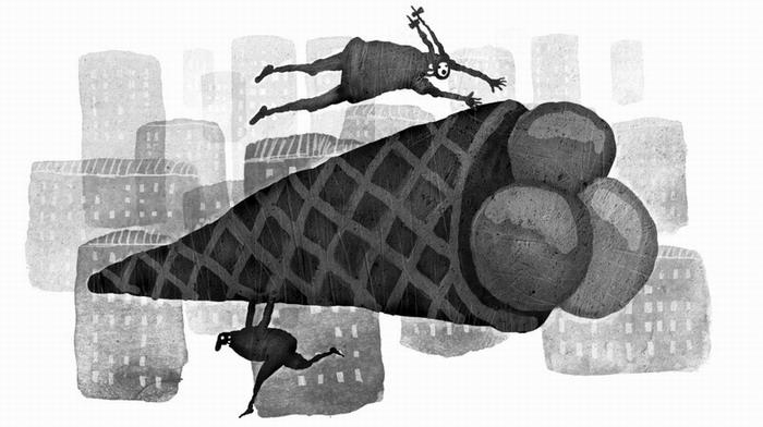 Иллюстрация 1 из 6 для Сказки про Вову, президентов и волшебство - Сергей Седов   Лабиринт - книги. Источник: Лабиринт