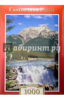 Puzzle-1000.С-100828.Водопад Атабаска