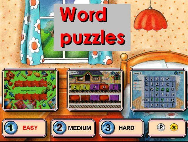 Иллюстрация 1 из 5 для Игры со словами (CDpc) | Лабиринт - софт. Источник: Лабиринт