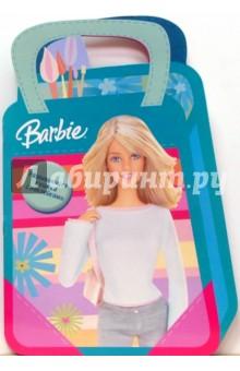 Барби №4. Развивающая книжка с наклейками