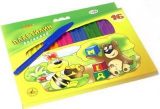 Иллюстрация 1 из 22 для Пластилин восковой. Пчелка. 16 цветов (280030) | Лабиринт - игрушки. Источник: Лабиринт