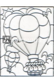Витраж большой: Воздушный шар