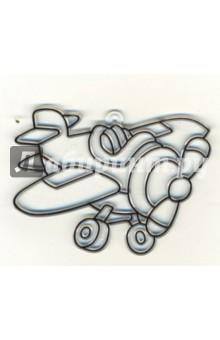 Витраж малый: Аэроплан
