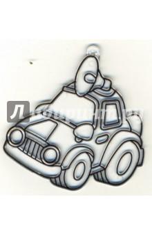 Витраж малый: Машинка
