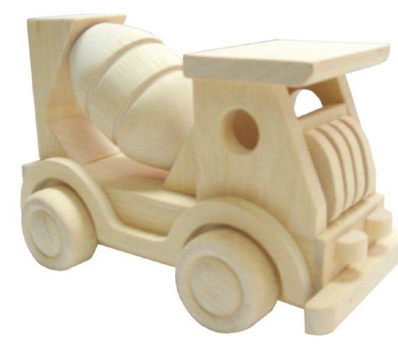 Иллюстрация 1 из 2 для Бетоновоз: Сборная модель | Лабиринт - игрушки. Источник: Лабиринт