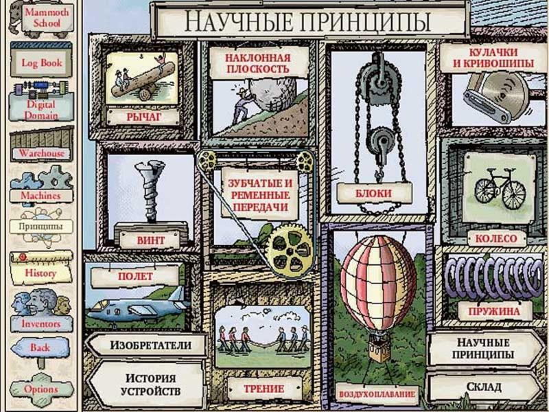 Иллюстрация 1 из 6 для Как устроены вещи: Интерактивная энциклопедия науки и техники (CDpc) | Лабиринт - софт. Источник: Лабиринт