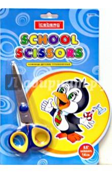 Ножницы школьные тупоконечные (SP6008)