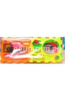 Набор: 6 формочек для пластилина (МО-6)