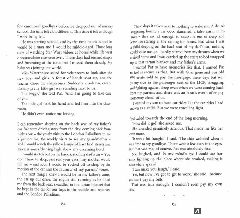 Иллюстрация 1 из 36 для Man and boy - Tony Parsons | Лабиринт - книги. Источник: Лабиринт