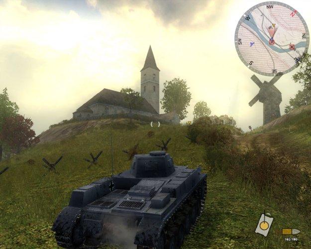 Иллюстрация 1 из 3 для Panzer Elite Action Gold (DVDpc) | Лабиринт - софт. Источник: Лабиринт