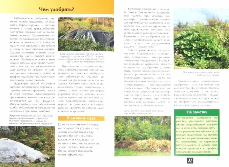 Иллюстрация 1 из 4 для Сад для отдыха и здоровья - Мария Баринова | Лабиринт - книги. Источник: Лабиринт