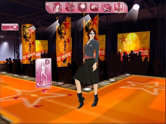 Иллюстрация 1 из 7 для Подиум. Академия моды (DVDpc)   Лабиринт - софт. Источник: Лабиринт