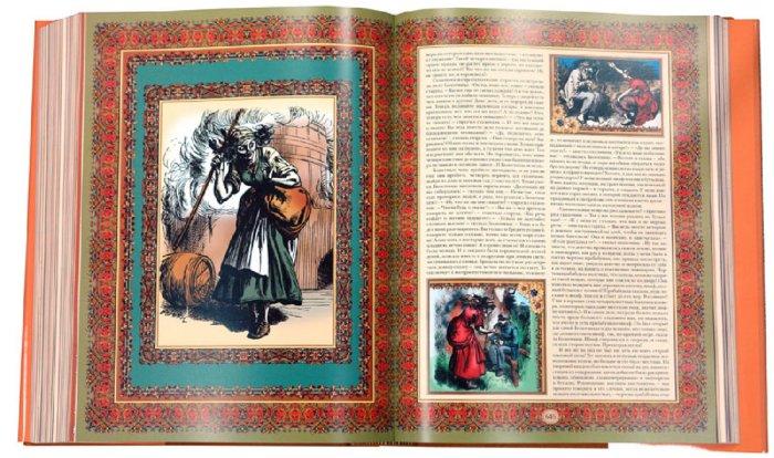 Иллюстрация 1 из 18 для Сказки и истории (в футляре) - Ханс Андерсен | Лабиринт - книги. Источник: Лабиринт
