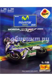 Мотоцикл Honda Telefonica 2005 1:18 (39009)
