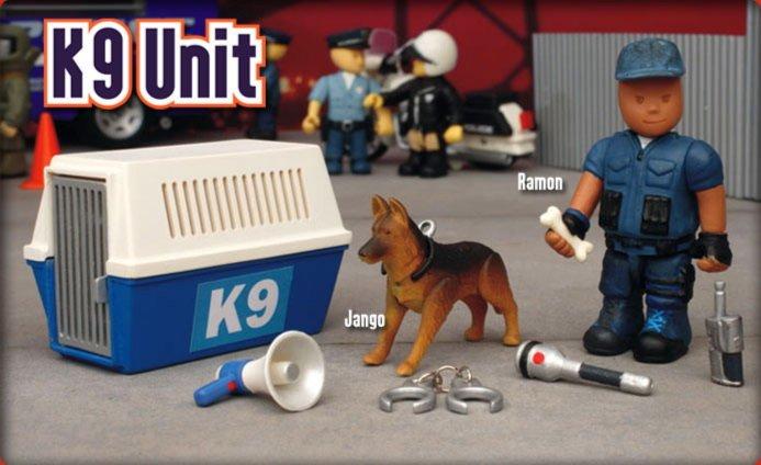 Иллюстрация 1 из 3 для Полиция (8580)   Лабиринт - игрушки. Источник: Лабиринт