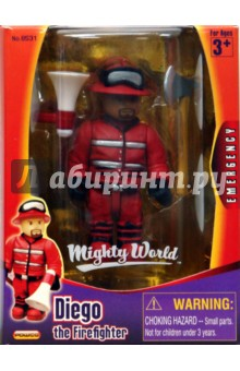 Пожарный Диего (8531)