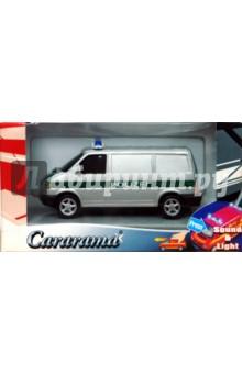 Спецавтобус с мигалкой и сиреной (912)