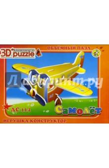 3D puzzle Самолет