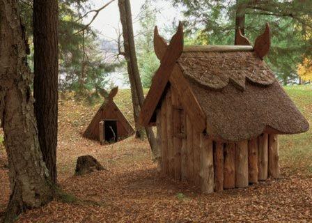 Деревянные дома красивые фото