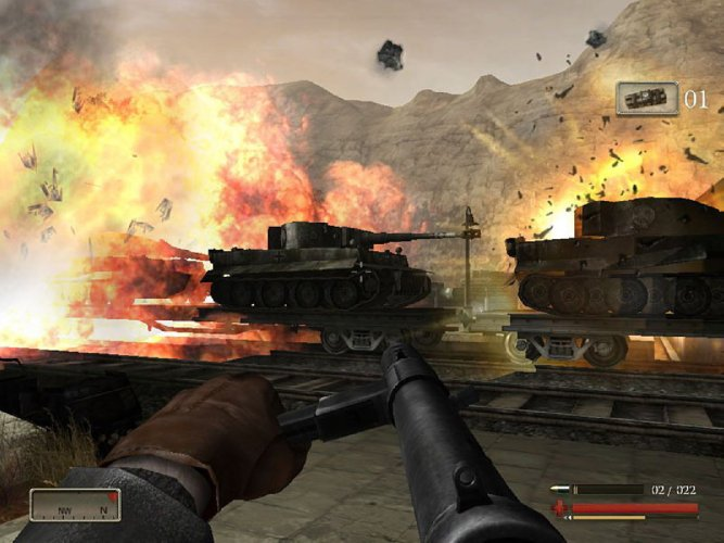 Партизаны Второй мировой / Battlestrike Force of Resistance (2007) RUS.