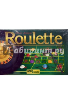 Настольная игра Колесо фортуны. Roulette (76040)