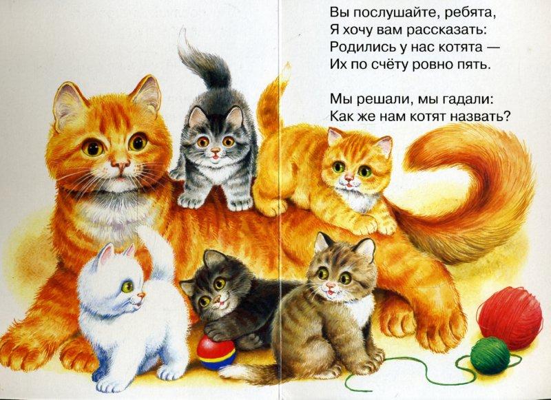 Иллюстрация 1 из 5 для Неваляшка: Котята - Сергей Михалков | Лабиринт - книги. Источник: Лабиринт