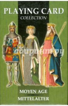 Карты игральные: Средние векаДругое<br>Карты игральные<br>54 шт.<br>Средние века<br>