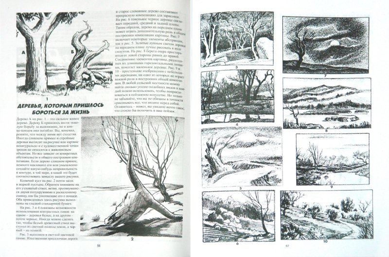 Иллюстрация 1 из 24 для Как рисовать пейзаж - Джек Хамм | Лабиринт - книги. Источник: Лабиринт