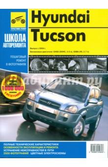 Hyundai Tucson 2008 руководство по эксплуатации - фото 6