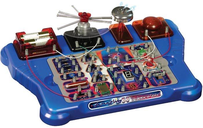 Иллюстрация 1 из 8 для Научный стенд (36 опытов) (32036) | Лабиринт - игрушки. Источник: Лабиринт