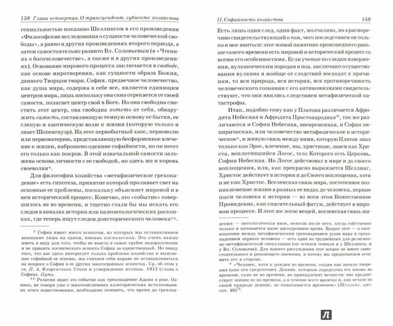 Иллюстрация 1 из 21 для Философия хозяйства - Сергей Булгаков | Лабиринт - книги. Источник: Лабиринт