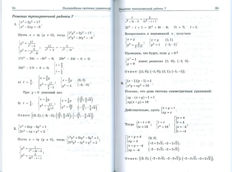 Иллюстрация 1 из 9 для Системы уравнений - Александр Шахмейстер   Лабиринт - книги. Источник: Лабиринт